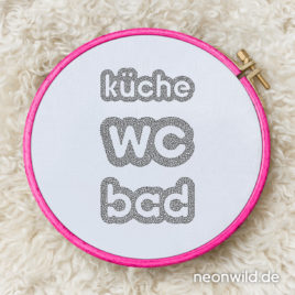 EEE – Küche WC Bad