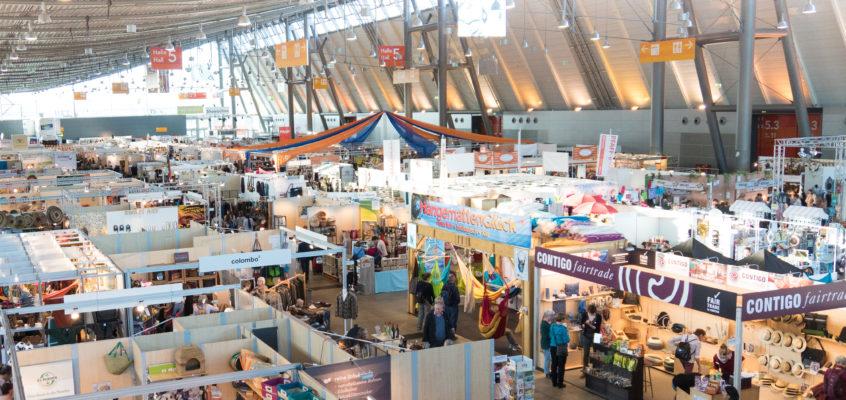 Neonwild unterwegs – KREATIV Messe Stuttgart