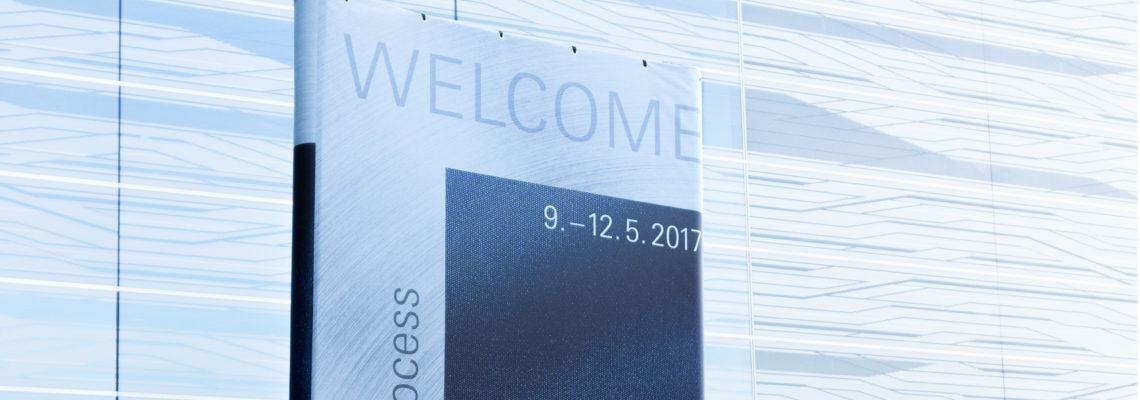 Neonwild unterwegs – Techtextil/ Texprocess Frankfurt